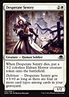 Magic: the Gathering - Desperate Sentry (021/205) - Eldritch Moon
