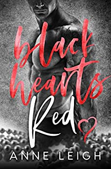 Black Hearts Red by [Leigh, Anne]