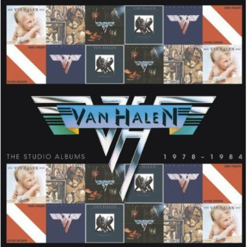 Van Halen The Studio Albums 19...
