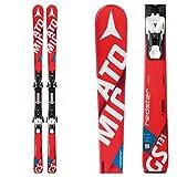アトミックRedster Fis GS Jr。SジュニアRace Skis with XTL 7バインディング