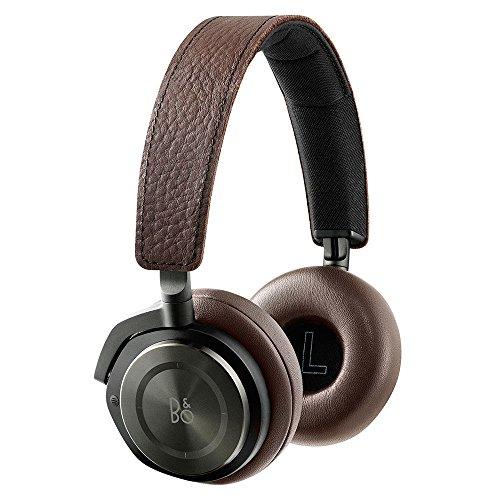 【国内正規品】B&O play BeoPlay H8 密閉型ワイヤレスオンイヤーヘッドホン ノイズキャンセリング・Bluetooth対応 グレイ ヘイゼル BeoPlay H8 GH