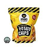 IRVINS Salted Egg Potato Chips, 230g