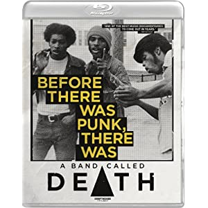 Band Called Death [Blu-ray] [Import]