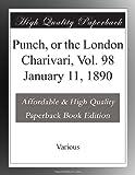 Punch, or the London Charivari, Vol. 98 January 11, 1890