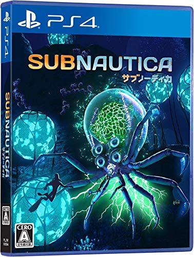 Subnautica サブノーティカ【初回限定特典】初心者必携サバイバルガイド付【Amazon.co.jp限定】PS4テーマ&DLC(アバター)