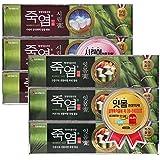 [LG HnB] Bamboo salt gum. Crying toothpaste/竹塩ガムと。つぶれた歯磨き粉 120gx6個(海外直送品)