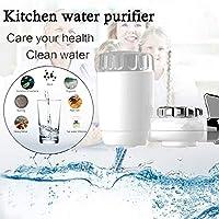 CactusAngui 浄水器 8層 ホームキッチン シンク バスルーム 蛇口 浄水器 タップマウント クリーンフィルター MVS49E916M5IP14SJFIF