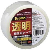 スリーエム スコッチ(R) 透明梱包用テープ 3131PN /1-2859-01