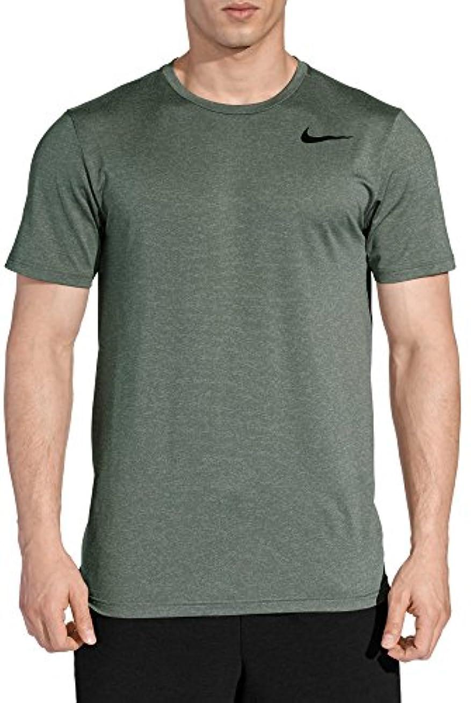 行為トロピカルギネス[ナイキ] メンズ シャツ Nike Men's Dri-FIT Utility Static Traini [並行輸入品]