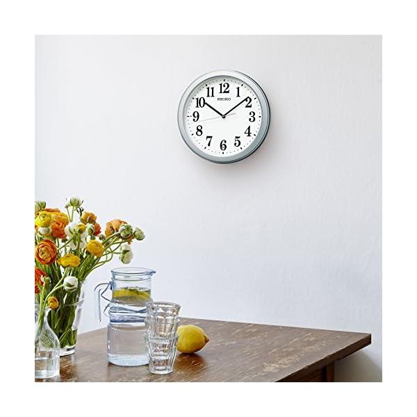セイコークロック 電波掛時計 コンパクトサイ...の紹介画像10