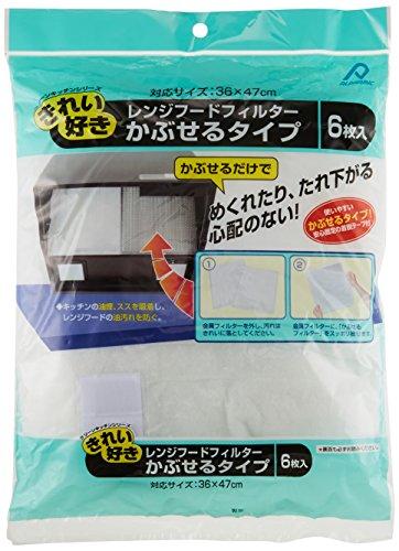 [해외]알파 믹 레인지 후드 필터 씌우는 유형/Alphamic Range Hood Filter Cover Type