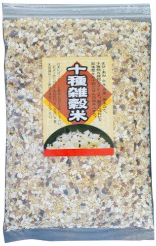 素材 十種雑穀米 500g
