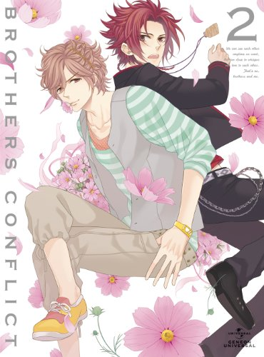 BROTHERS CONFLICT 第2巻(初回限定版) [Blu-ray] /