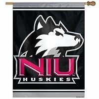NCAA Northern Illinois Huskies 27-by-37-inch垂直フラグ