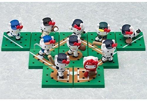 ねんどろいどぷらす メジャーリーグ・ベースボール/ハローキティ 10体セット
