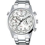 [パルサー] セイコー PULSAR デュアルタイム GMT ワールドタイム世界時計 100m防水 メンズ 腕時計 PY7001X1 [並行輸入品]