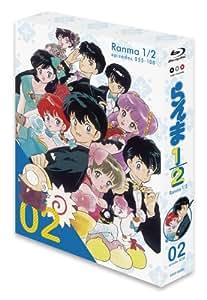 TVシリーズ「らんま1/2」Blu-ray BOX (2)