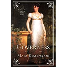 The Governess (Sisters of Woodside Mysteries Book 1)