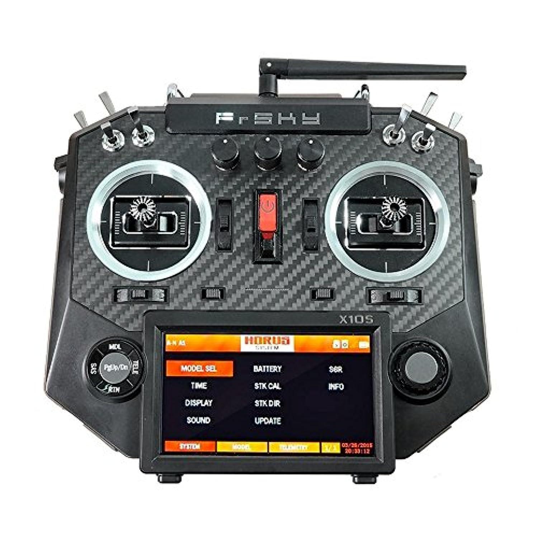 FrSky Horus X10S ラジオ(カーボンファイバー) R9M送信機モジュール付き