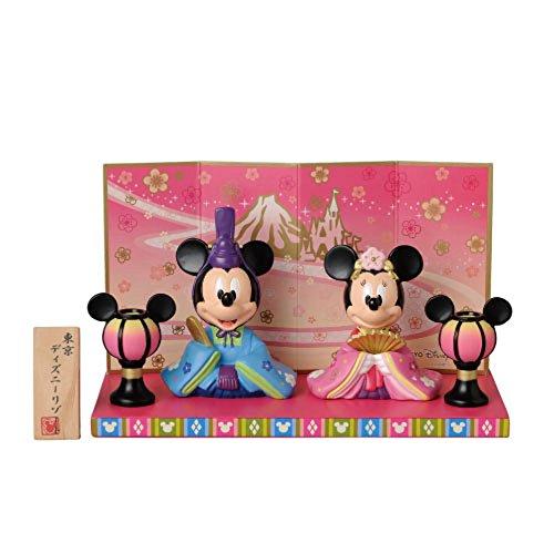 【東京ディズニーリゾート限定】ミッキーとミニーのひな人形 お...