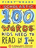 100 Words Kids Need to Read by 1st Grade (100 Words Workbook)