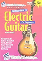 Introduction to Electric Guita [DVD] [Import]