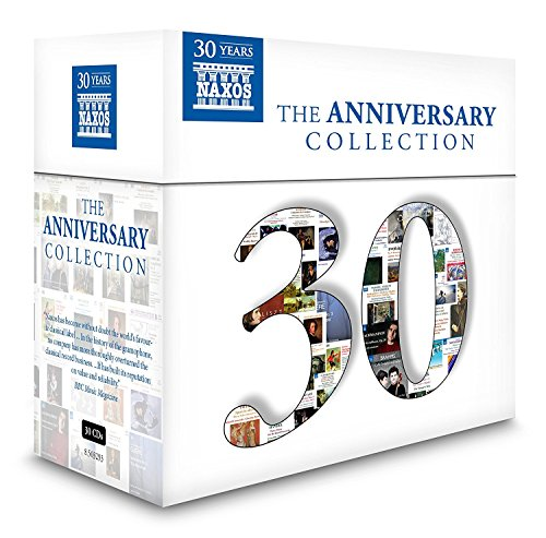 NAXOS 30周年記念BOX - 30th Anniversary Collection[30枚組]