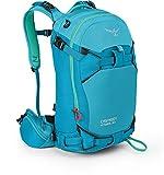 [オスプレイ]Osprey Kresta 30 Snow Pack - レディース スキーパック POWDER BLUE S/M [並行輸入品]
