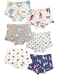 【ママ生まれ 北欧 ボクサーパンツ】女の子 パンツ 綿100% 女児 下着 綿 ショーツ キッズ ボクサー 子供 ガールズ ジュニア 幼児 小学生