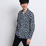 タケオキクチ(TAKEO KIKUCHI) ボーラージラフオープンカラーシャツ【ネイビー(193)/02(M)】