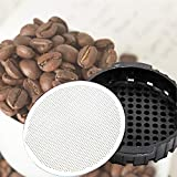Solid Reusable Stainless Steel Coffee Maker Filter Pro Home for AeroPress Coffee Maker