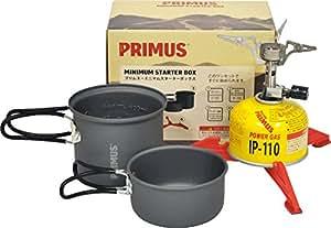 PRIMUS(プリムス) 登山 バーナー プリムス P‐115 ミニマムスターターBOX PMSTB