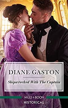 Shipwrecked with the Captain (The Governess Swap) by [Gaston, Diane]