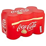 Coca Cola Vanilla (6x330ml) コカコーラバニラ( 6X330Ml )