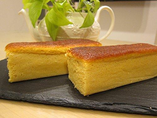 【酒粕入りおからケーキ】 プレーン2本組 <グルテンフリー・バター不使用>低糖質、低カロリー、糖質制限・ダイエット中の方におススメ、しっとり食感、保存料・着色料無添加