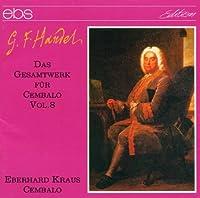 Handel: Harpsichord Works 8