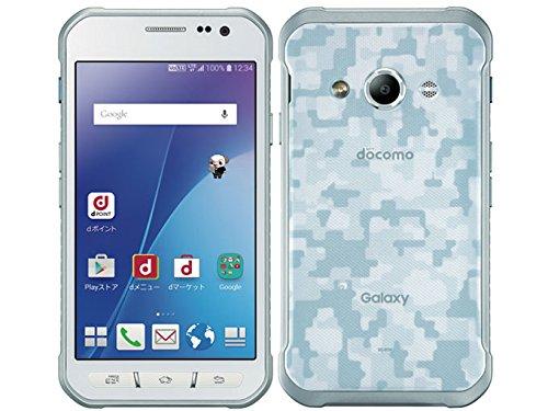docomo Galaxy Active neo SC-01H ホワイト 白ロム