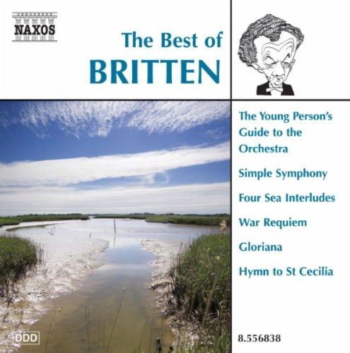 ブリテン: 青少年のための管弦楽入門 Op.34 - 主題