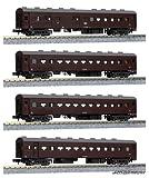 オハ61系客車 4両セット(特別企画品) 10-1370