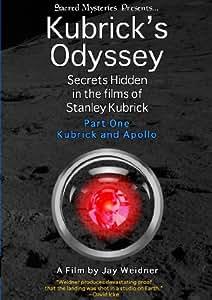 Kubrick's Odyssey: Secrets Hidden in the Films [DVD] [Import]