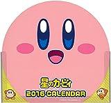 星のカービィ 2016カレンダー 卓上 壁掛け 兼用