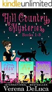 Hill Country Mysteries: Books 1-3 (Dragon Cozy Mysteries Book 1) (English Edition)