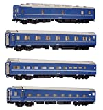 HOゲージ 3-510 24系25形寝台特急客車基本 (4両)