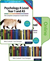 The Complete Companions for AQA Year 1 and AS Student Book Print and Online Book pack