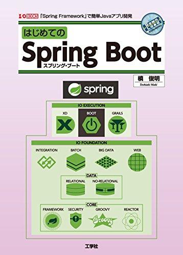 はじめてのSpring Boot―「Spring Framework」で簡単Javaアプリ開発 (I・O BOOKS)の詳細を見る