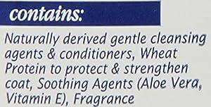 LAMBERT KAY 013TRP-5056 Fresh N Clean Snowy White Whitening Shampoo, Vanilla Scent