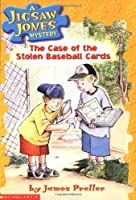The Case of the Stolen Baseball Cards (Jigsaw Jones Mystery)