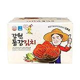 江原道ドンガンキムチ 5kg 業務用 冷蔵便 韓国産キムチ 白菜キムチ ポギキムチ