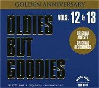 Oldies But Goodies 12 & 13 CD 2 Pack