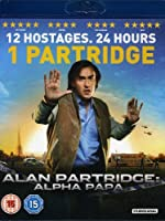 Alan Partridge: Alpha Papa [Blu-ray] [Import]
